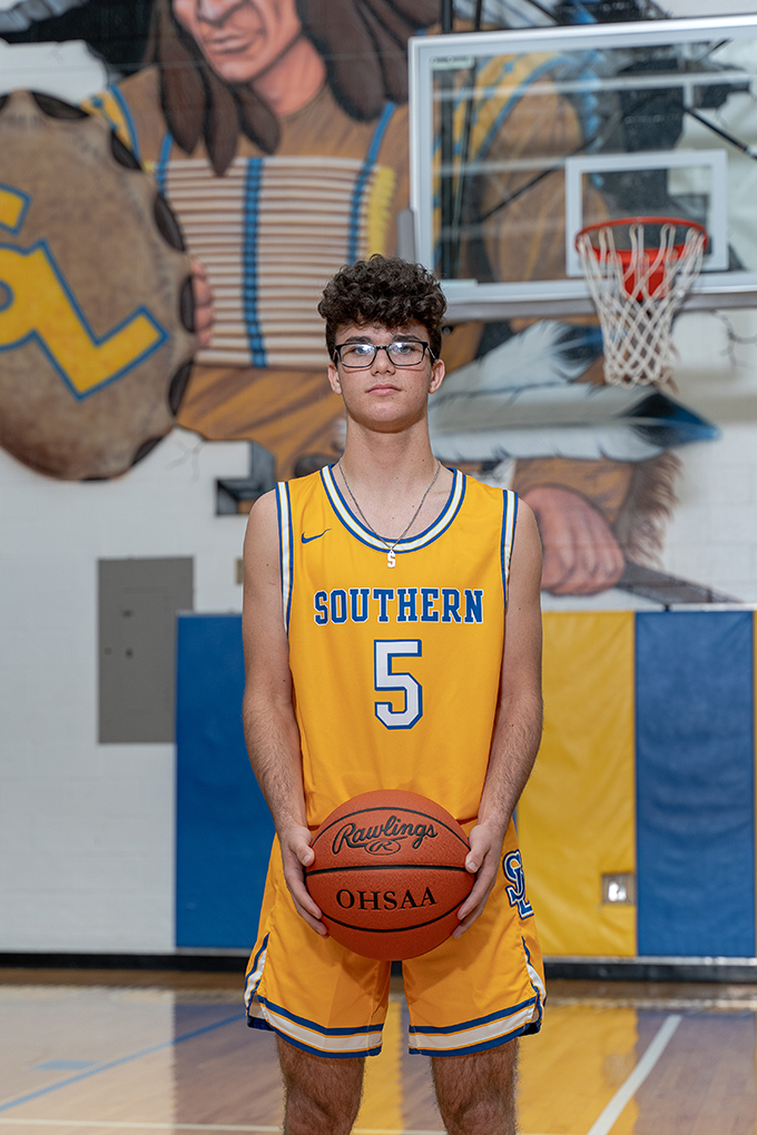 # 5 Brady Ketchum - Sophomore