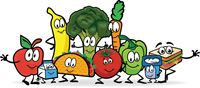 Image of Vegetables and Fruit