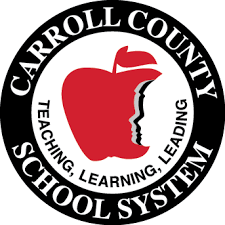 Carroll county schools logo