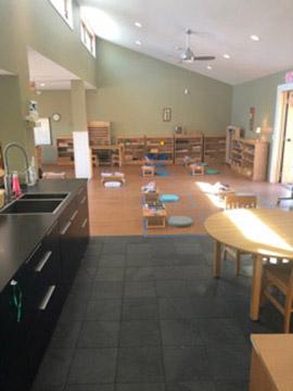 Pond Classroom 3