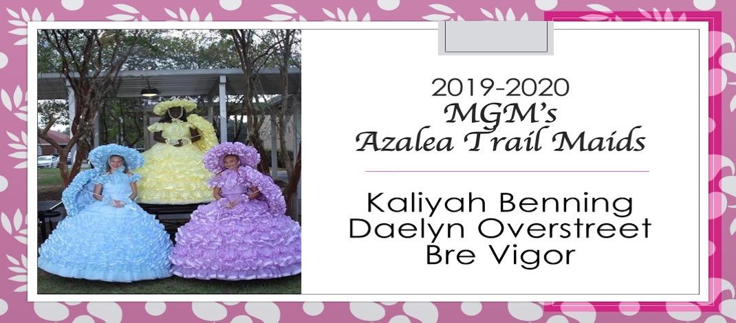 Azalea Trail Maids