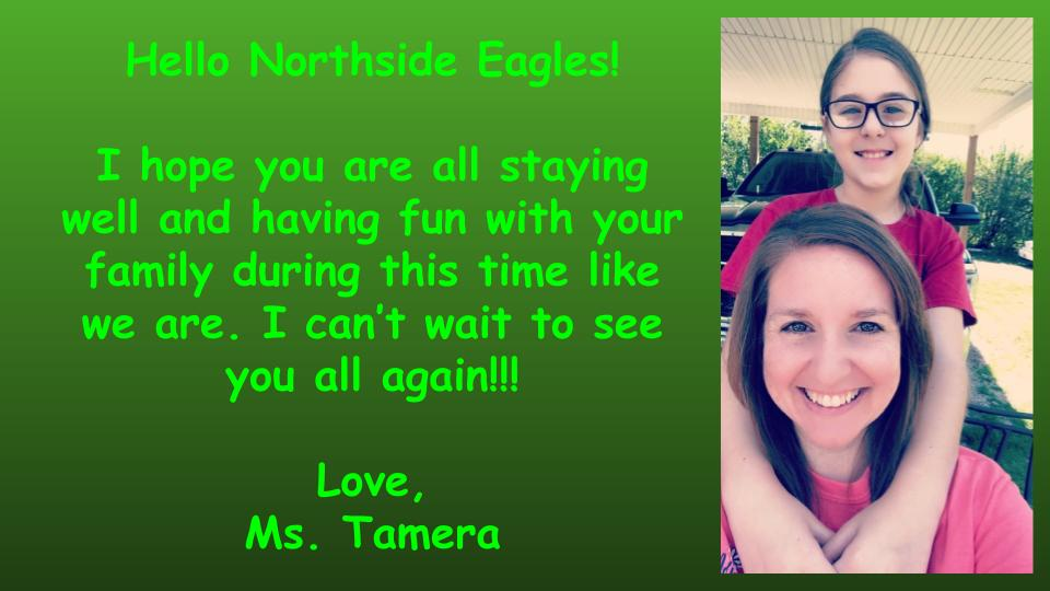Mrs. Tamera