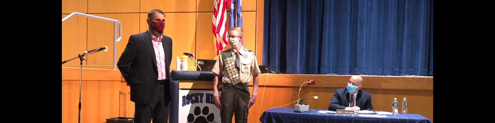 RHHS Boy Scout