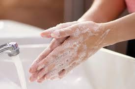 Handwashing - English