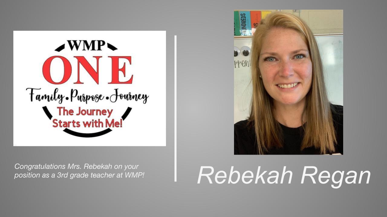 Rebekah Regan