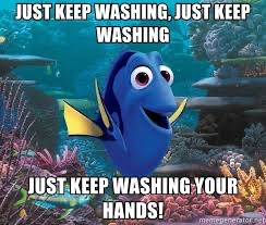 Wash Your Hands :)