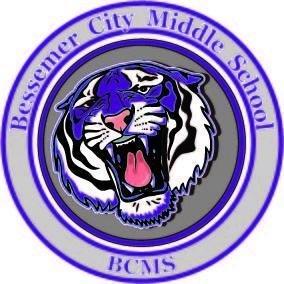 Bessemer City Middle School logo