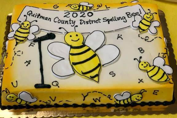 District Spelling Bee Winners