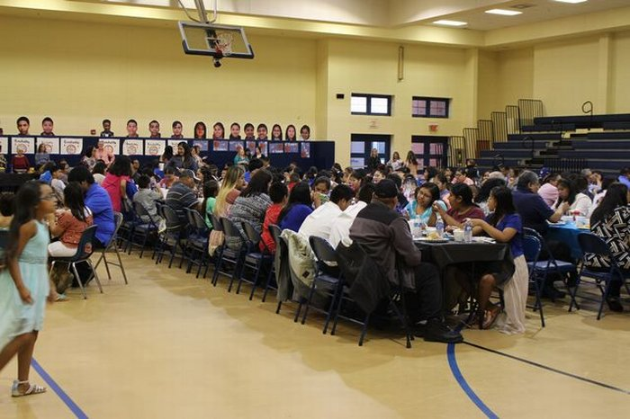 Academic Awards Banquet April 2019