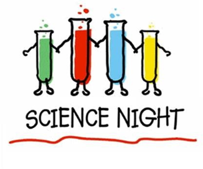 Science Night test tubes