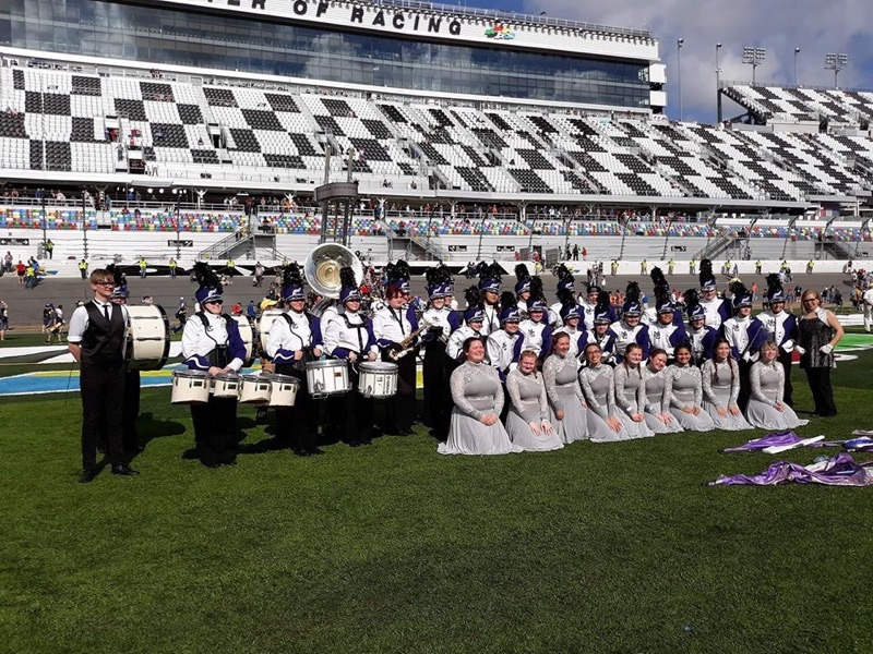 Band at Daytona