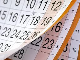 2020-2021 Piedmont City Schools Calendar