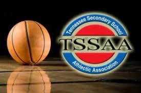 TSSAA Region Tournament Basketball