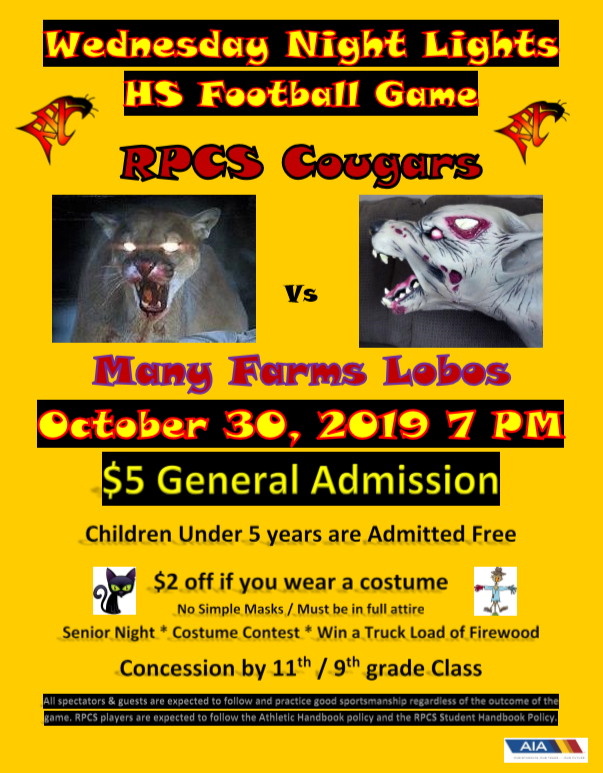 flyer for game