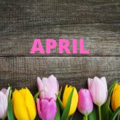 April Newlsetter