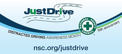 Just Drive Logo image