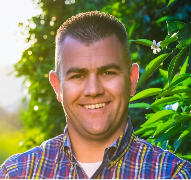 1st Vice President - Matt Hendrick