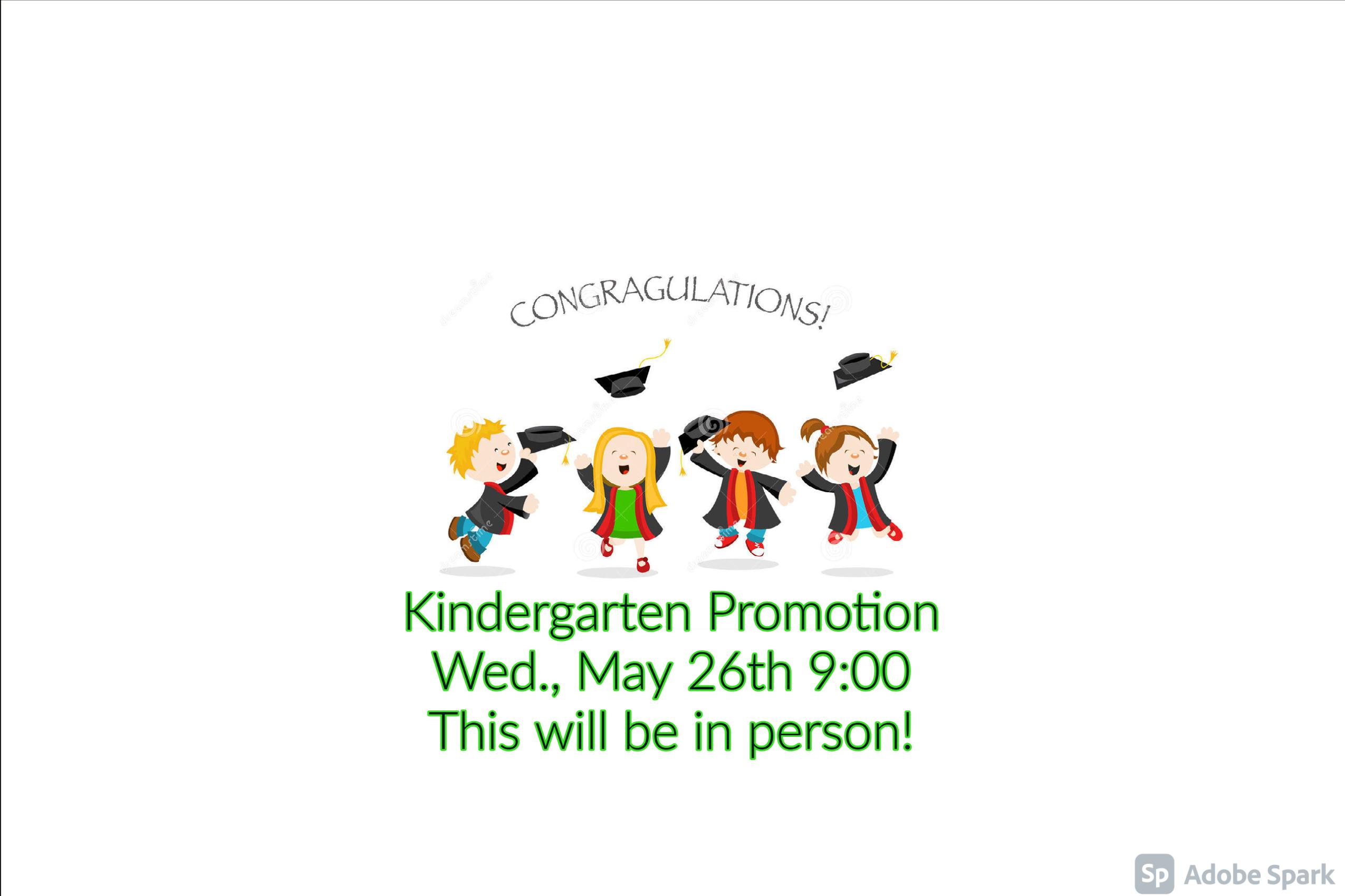 K promotion