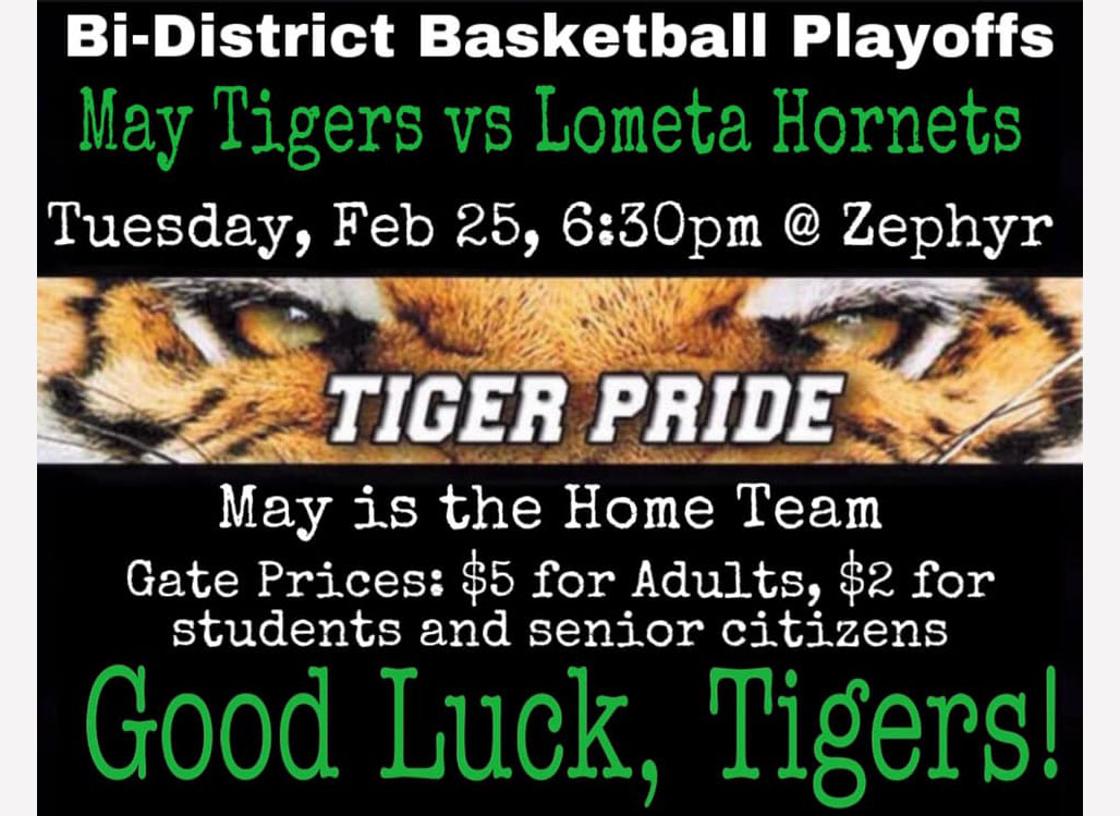 Tigers vs Lometa