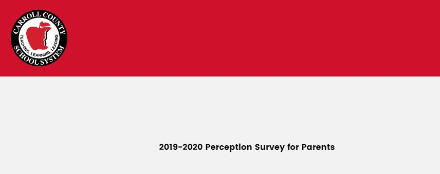 Parent Perception Survey