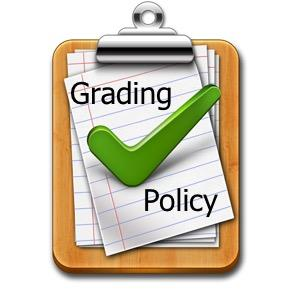 2019-20 Grading Policy