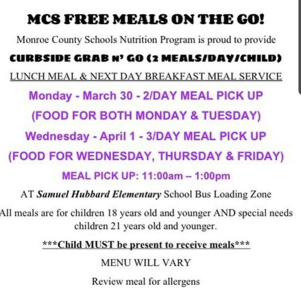 MCS Meals