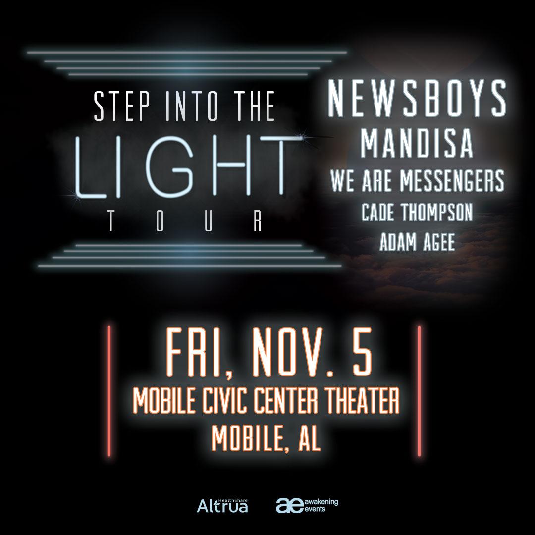 Newsboys in Concert 2021