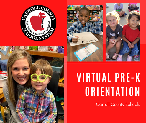 CCSS PreK Orientation Flyer