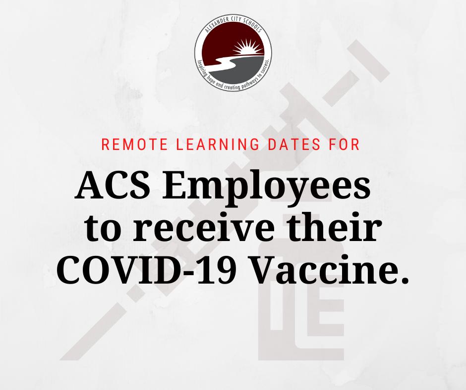 Remote Days - Vaccine