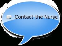 contact the nurse
