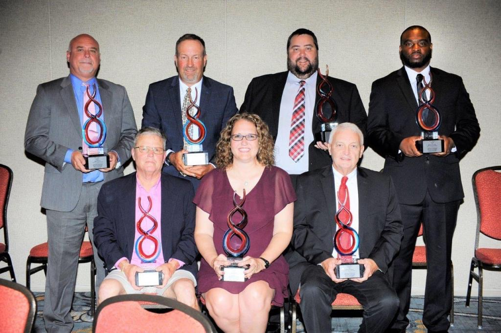 "2019 AHSAA ""Making a Difference"" Award winners"