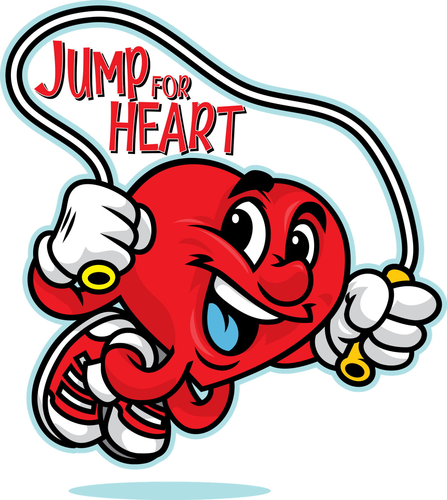 Jump Rope for Heart Logo