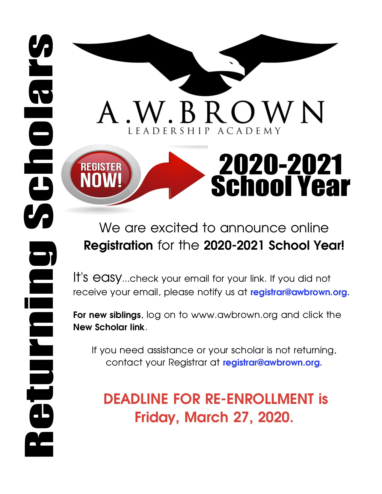 Enrollment & Registration