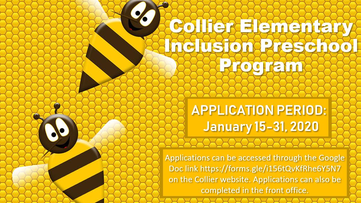 Collier Inclusion Pre-K