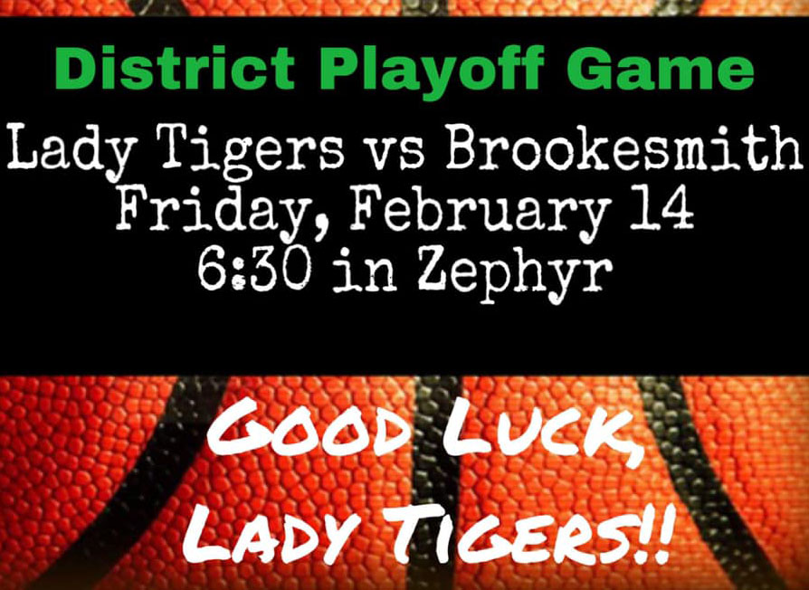 Lady Tiger Playoff