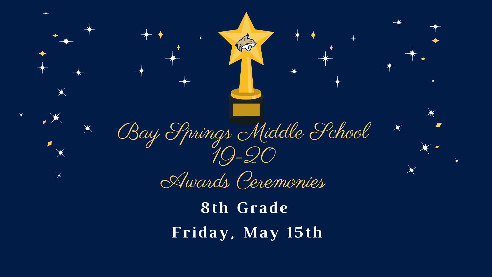 8th Grade Awards