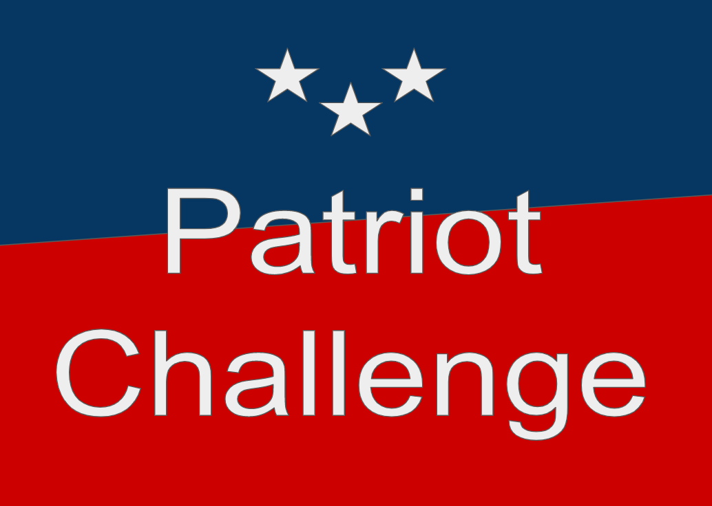 Patriot challenge picture
