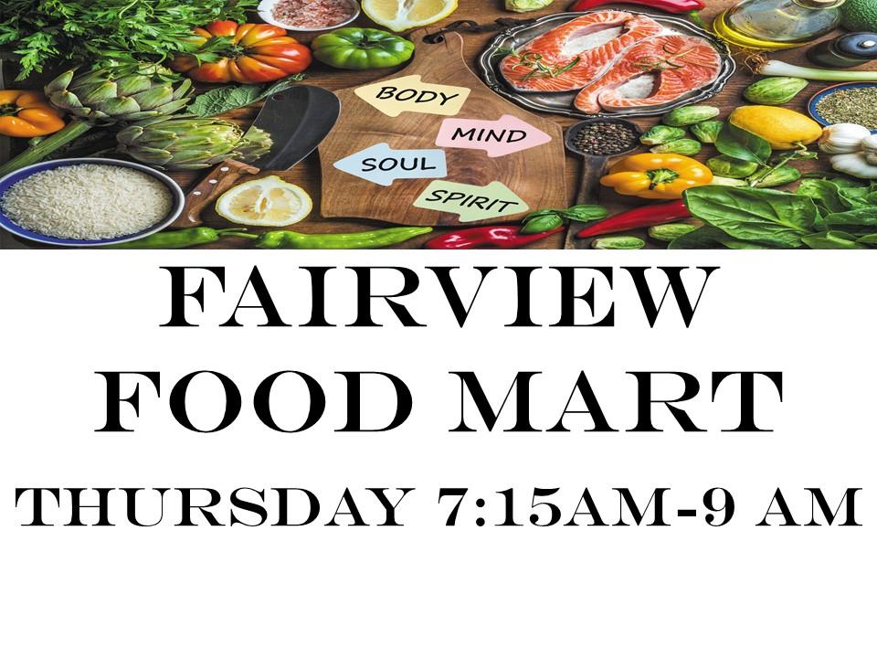 Food Mart Flyer