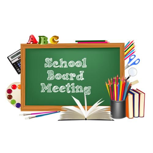 FCS Governing Board monthly meeting