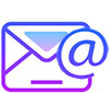 email icon link to contact form