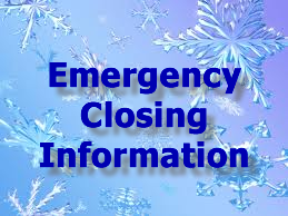 Information Regarding School Closing Notification