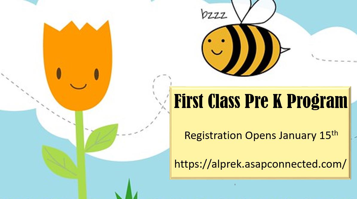 First Class Pre K
