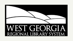 West Georgia Regional Library Logo