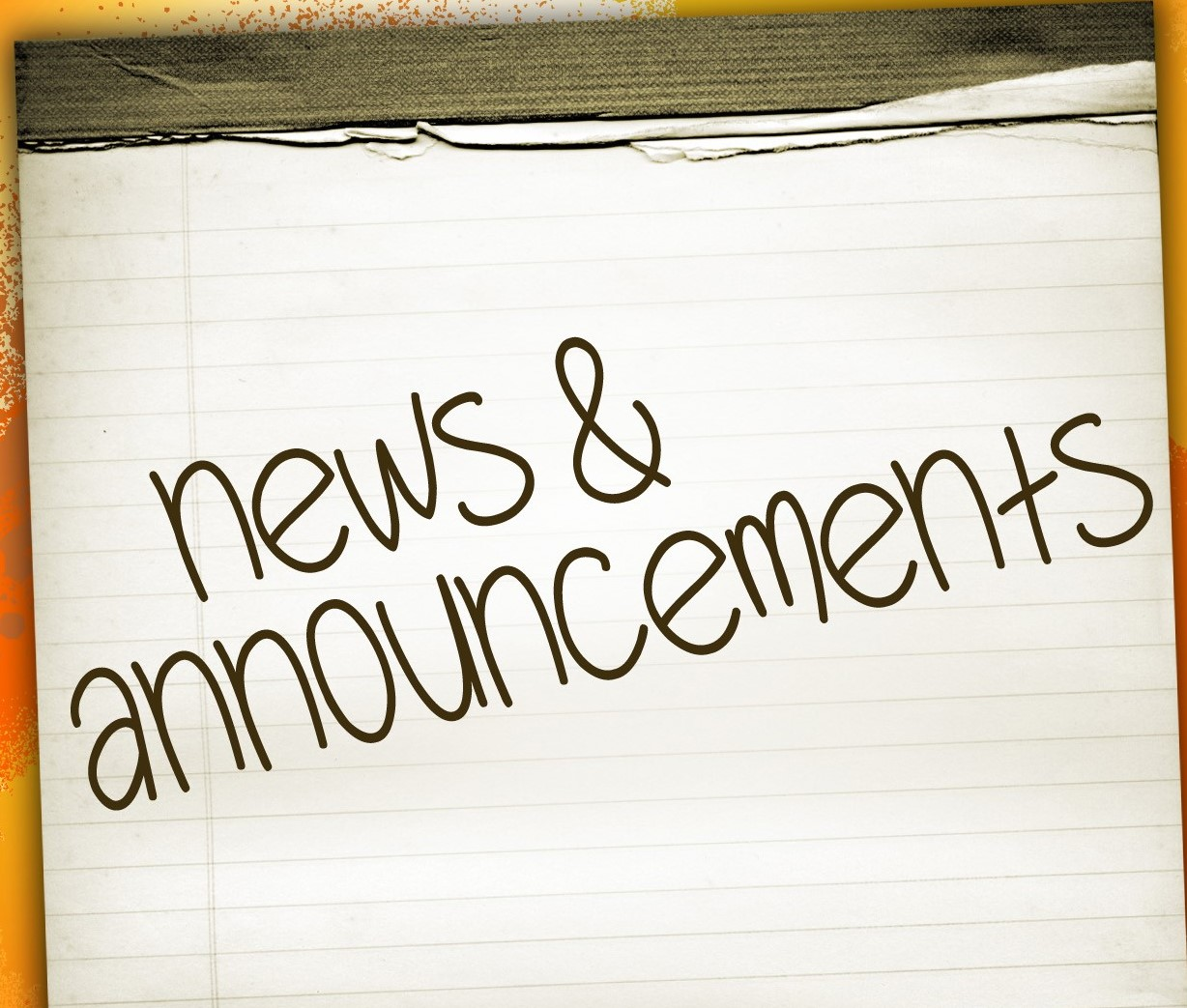News & Announcements