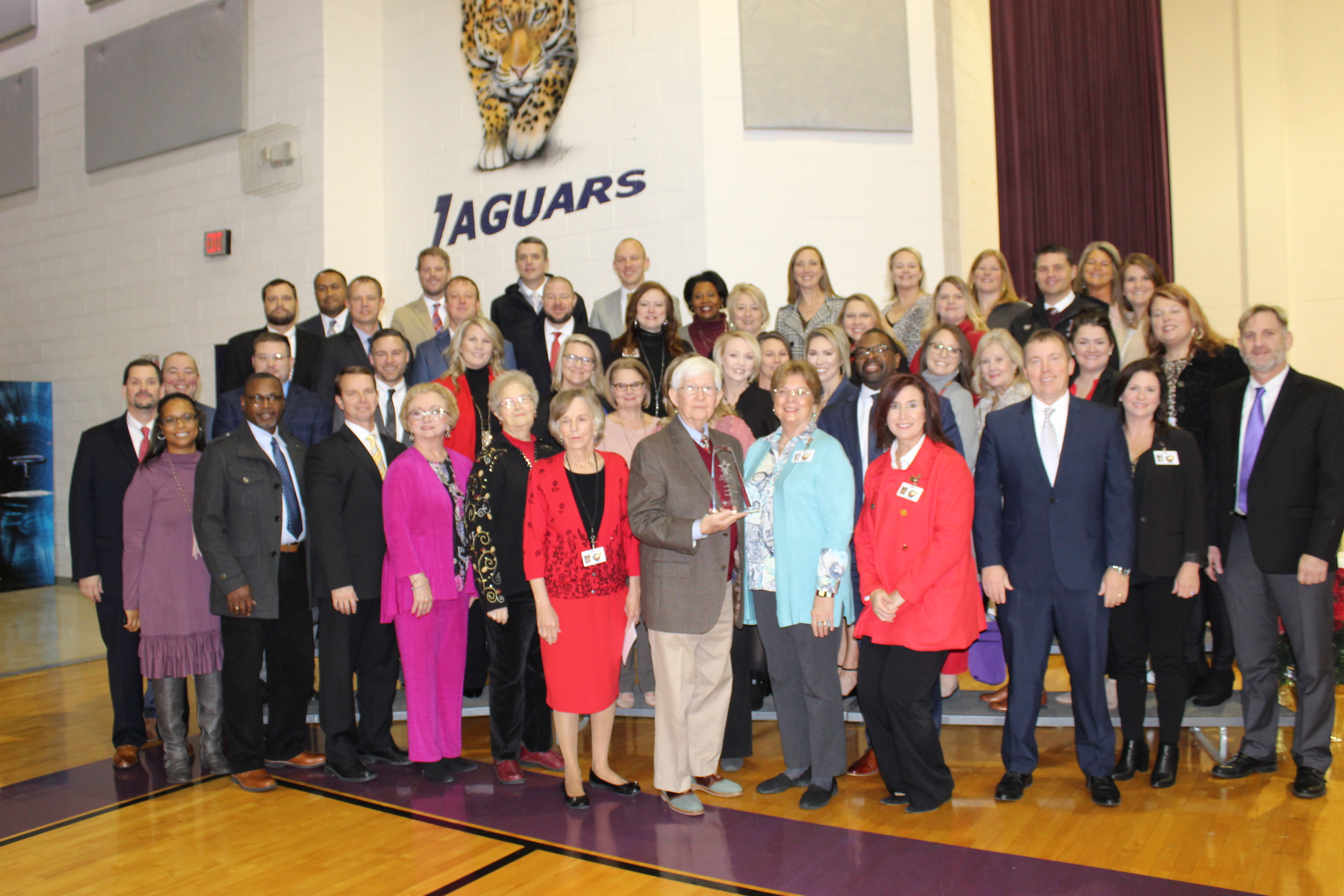DeSoto County Schools Principals and School Board