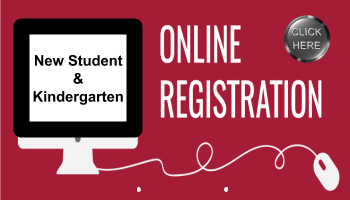 New Student Registration Link