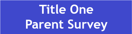 Title One Parent Survey