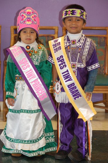American Indian Day Pageant