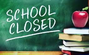School Closing Dates for the Holiday