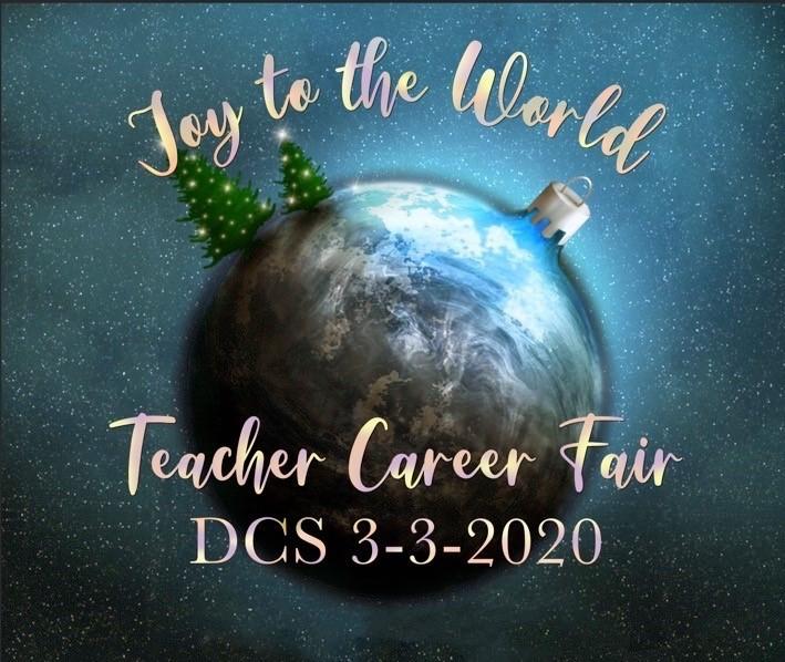 Joy to the World - Career Fair